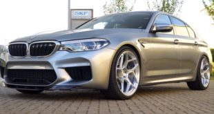 Evolve BMW M5 F90 6Sixty Crypto Chiptuning Supersprint 1 310x165 Dezent   Vorsteiner Felgen am 374 PS BMW M340i G20