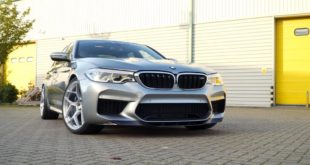 Evolve BMW M5 F90 6Sixty Crypto Chiptuning Supersprint 7 310x165 Video: Evolve BMW M5 F90 auf 6Sixty Crypto Felgen