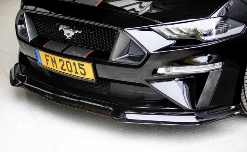 Ford Mustang GT Tuning 2019 ABBES Design 14 Zum Geburtstag: Ford Mustang GT vom Tuner ABBES Design