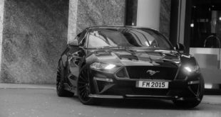 Ford Mustang GT Tuning 2019 ABBES Design 310x165 Widebody Ford Mustang GT Cabrio (S550) mit Fahrradhalter