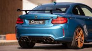 G Power BMW M2 Competition G2M BiTurbo F87 Tuning 2 190x107 680 PS G Power BMW M2 Competition als G2M BiTurbo