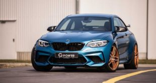G Power BMW M2 Competition G2M BiTurbo F87 Tuning 6 310x165 G Power   BMW & Mercedes mit maximaler Leistung