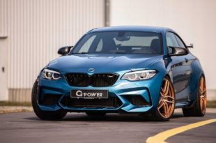 G Power BMW M2 Competition G2M BiTurbo F87 Tuning 6 310x205 680 PS G Power BMW M2 Competition als G2M BiTurbo