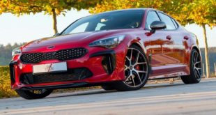 Giacuzzo Fahrzeugdesign Kia Stinger GT Tuning 2 310x165 Video: Mercedes AMG GT63S vs. RS6, B7, Aventador & Co.