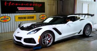 Hennessey Corvette ZR1 HPE1000 Tuning 2019 1 310x165 Video: 1987 Chevrolet Camaro von Detroit Speed Inc.