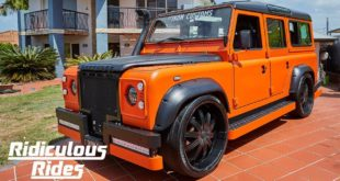 IKON 01 Tuning Land Rover Defender Hot Wheels 19 310x165 More is always Widebody Kits from LibertyWalk