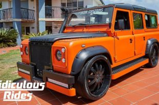 IKON 01 Tuning Land Rover Defender Hot Wheels 19 310x205 IKON 01   Land Rover Defender von Hot Wheels Fan's