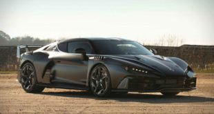 Italdesign Zerouno Coupe Duerta Roadster Tuning 1 310x165 610 PS Italdesign Zerouno Coupe und Duerta Roadster
