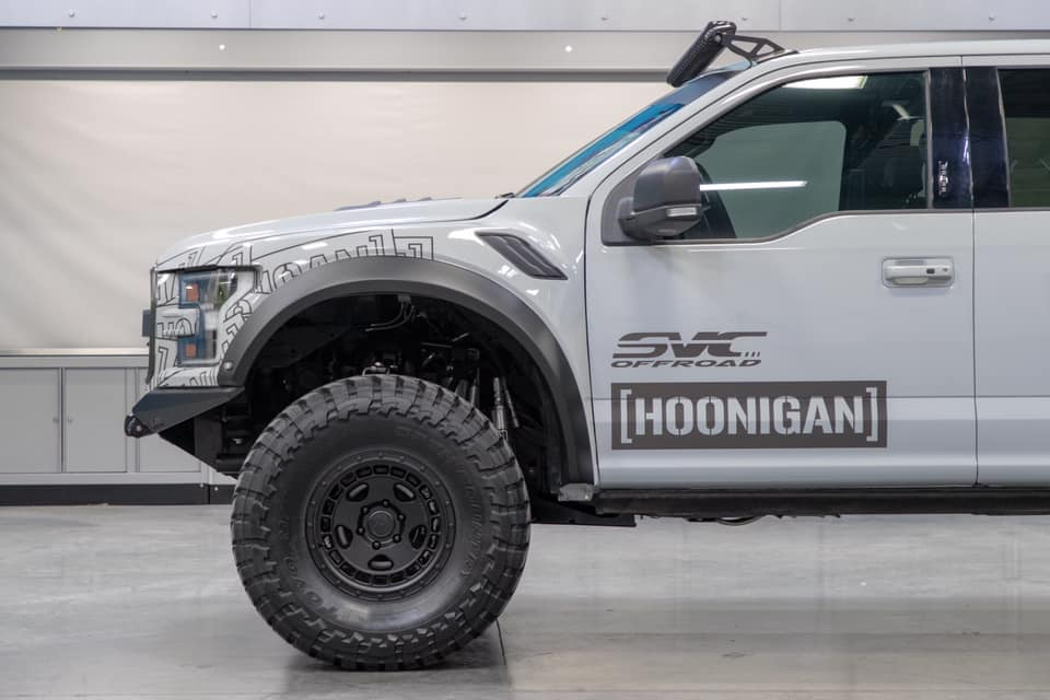 Ken Block 2019 SVC Ford F 150 Raptor Tuning 10 Monster: 550 PS SVC Ford F 150 Raptor von Ken Block