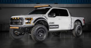 Ken Block 2019 SVC Ford F 150 Raptor Tuning 5 310x165 Video: 1987 Chevrolet Camaro von Detroit Speed Inc.