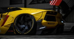 Lamborghini Aventador Liberty Widebody PUR LX12.V12 Tuning 6 310x165 Leak: 2019 BMW M8 Competition Luxus Sportler (G15)