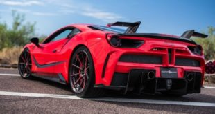 Mansory 4XX Siracusa Ferrari 488 GTB Tuning 310x165 Casil Motors Ferrari 328 Restomod mit 400 PS V8 Power