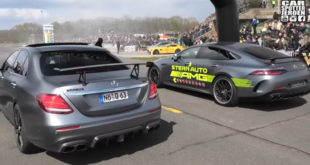 Mercedes AMG GT63S vs. RS6 B7 Aventador Co. 310x165 Video: Mercedes AMG GT63S vs. RS6, B7, Aventador & Co.
