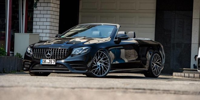 Perfektion – ML Concept Mercedes Benz E Klasse Cabrio