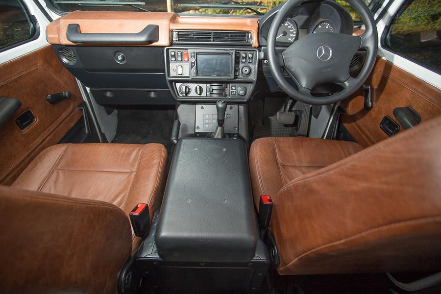 Mercedes G Klasse Earthcruiser Escape Outback Tuning 9 Mercedes G Klasse Earthcruiser Escape für das Outback