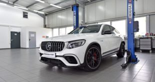 Mercedes GLC 63 AMG Chiptuning CTRS Speed Buster 310x165 Mercedes GLC 63 AMG mit 618 PS Dank CTRS Power