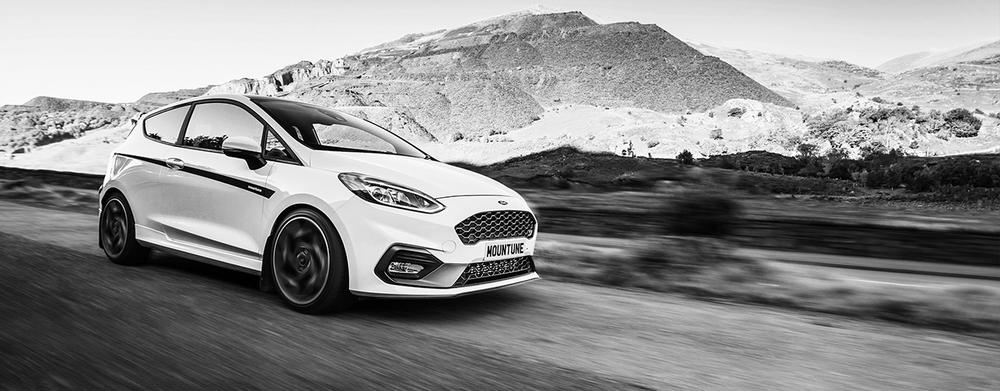 Mountune M225-Chiptuning for the Ford Fiesta ST (MK8)