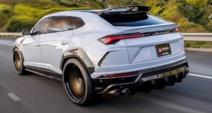 Nerodesign Widebody Lamborghini Urus BDN3 Tuning slider 310x165 Monster: 550 PS SVC Ford F 150 Raptor von Ken Block