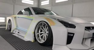 Nissan GT R Widebody 2020 Kuhl racing Tuning 1 310x165 Vorschau: Nissan GT R Widebody Projekt 2020 by Kuhl racing