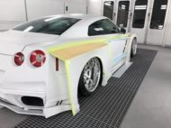 Nissan GT R Widebody 2020 Kuhl racing Tuning 2 190x142 Vorschau: Nissan GT R Widebody Projekt 2020 by Kuhl racing