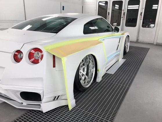 Nissan GT R Widebody 2020 Kuhl racing Tuning 2 Vorschau: Nissan GT R Widebody Projekt 2020 by Kuhl racing