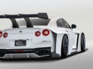 Nissan GT R Widebody 2020 Kuhl racing Tuning 3 190x142 Vorschau: Nissan GT R Widebody Projekt 2020 by Kuhl racing
