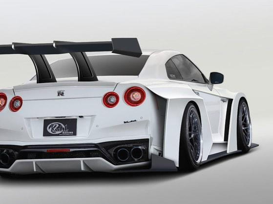 Nissan GT R Widebody 2020 Kuhl racing Tuning 3 Vorschau: Nissan GT R Widebody Projekt 2020 by Kuhl racing