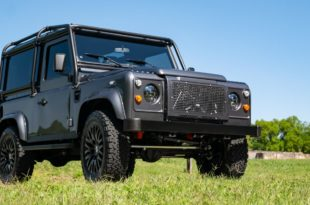 Project Grey Goose V8 Land Rover Defender tuning 1. 310x205 Project Grey Goose V8 Land Rover Defender mit 430 PS
