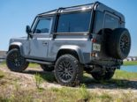 Project Grey Goose V8 Land Rover Defender tuning 11 155x116 Project Grey Goose V8 Land Rover Defender mit 430 PS