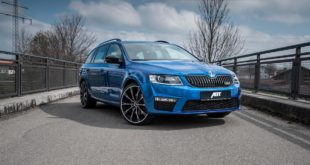 Skoda Octavia RS 2016 2019 ABT Sportsline Tuning 23 310x165 Skoda Octavia RS with 290 PS بفضل ABT Sportsline GmbH