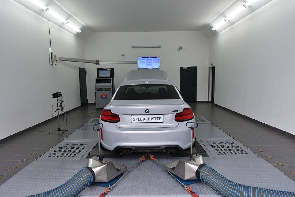 Speed Buster BMW M2 Competition F87N Chiptuning 3 Speed Buster BMW M2 Competition (F87N) mit 513 PS
