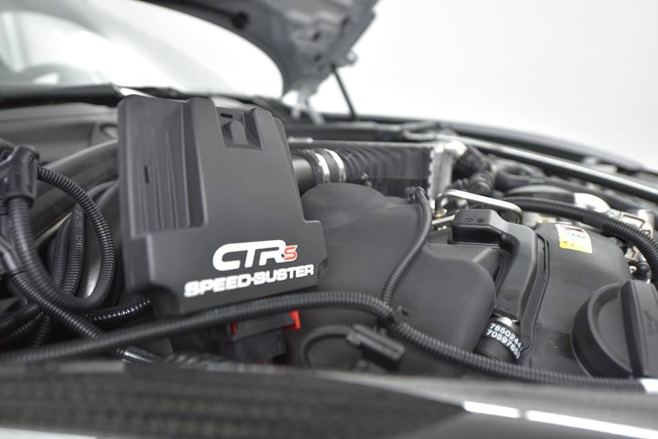 Speed Buster BMW M2 Competition F87N Chiptuning 7 Speed Buster BMW M2 Competition (F87N) mit 513 PS