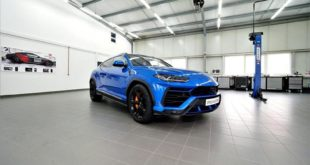 Speed Buster Lamborghini Urus Chiptuning 1 310x165 435 PS & 663 NM im SpeedBuster Kia Stinger 3.3 T GDi