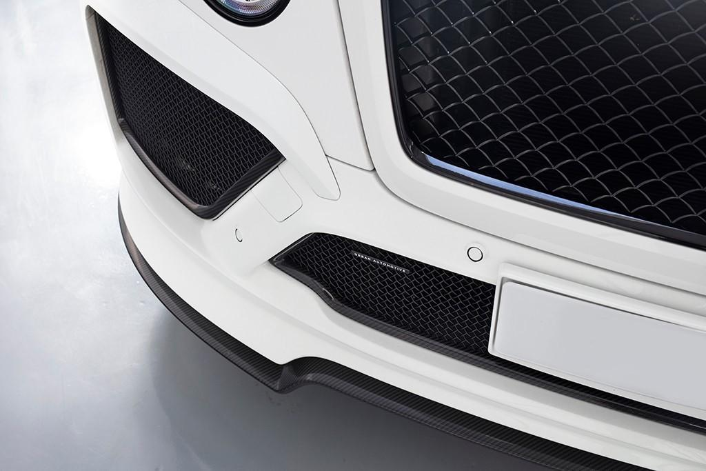 Urban Automotive Bentley Bentayga Tuning Bodykit 9 Urban Automotive Bentley Bentayga Widebody auf 24 Zöllern