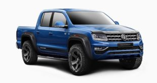 VW Amarok PRIME KIT Pickupdesign Carlex Tuning 2 310x165 Kleines Bodykit   VW Amarok PRIME KIT von Pickupdesign