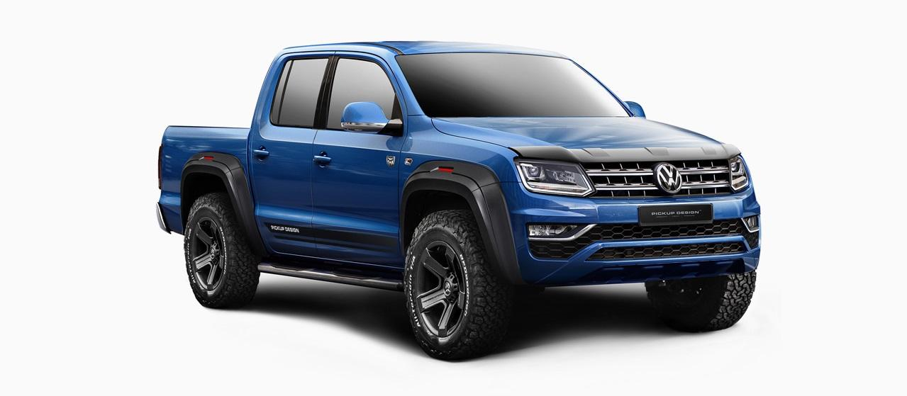 VW Amarok PRIME KIT Pickupdesign Carlex Tuning 2 Kleines Bodykit   VW Amarok PRIME KIT von Pickupdesign