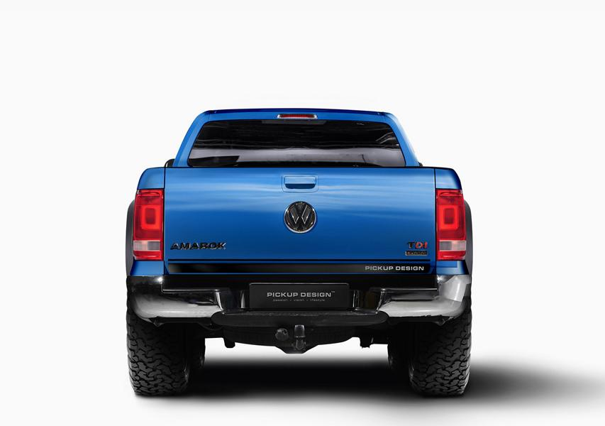 VW Amarok PRIME KIT Pickupdesign Carlex Tuning 4 Kleines Bodykit   VW Amarok PRIME KIT von Pickupdesign