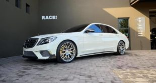 W222 Mercedes S65L AMG Brabus Tuning Bodykit 1 310x165 Mercedes S65L AMG mit Brabus Parts von RACE! South Africa