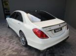 W222 Mercedes S65L AMG Brabus Tuning Bodykit 10 155x116 Mercedes S65L AMG mit Brabus Parts von RACE! South Africa