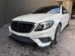 W222 Mercedes S65L AMG Brabus Tuning Bodykit 15 155x116 Mercedes S65L AMG mit Brabus Parts von RACE! South Africa
