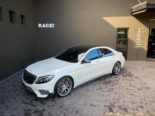 W222 Mercedes S65L AMG Brabus Tuning Bodykit 2 155x116 Mercedes S65L AMG mit Brabus Parts von RACE! South Africa