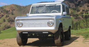 Zero Labs Automotive Ford Bronco Restomod Tuning 2 310x165 Patina Tuning   Rostiger Look im modernen Gewand