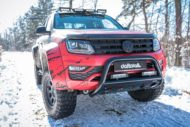delta4x4 VW Amarok Beast Widebody Tuning 10 190x127 Über Stock und Stein   delta4x4 VW Amarok Widebody