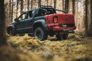 delta4x4 VW Amarok Beast Widebody Tuning 17 190x127 Über Stock und Stein   delta4x4 VW Amarok Widebody