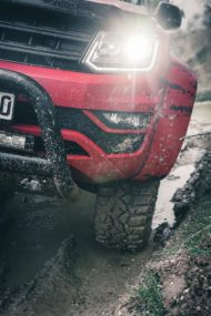 delta4x4 VW Amarok Beast Widebody Tuning 18 190x285 Über Stock und Stein   delta4x4 VW Amarok Widebody