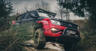 delta4x4 VW Amarok Beast Widebody Tuning 2 310x165 Über Stock und Stein   delta4x4 VW Amarok Widebody