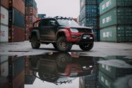 delta4x4 VW Amarok Beast Widebody Tuning 3 190x127 Über Stock und Stein   delta4x4 VW Amarok Widebody