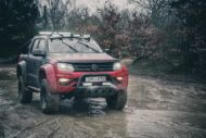 delta4x4 VW Amarok Beast Widebody Tuning 9 190x127 Über Stock und Stein   delta4x4 VW Amarok Widebody