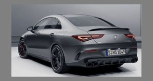 2019 Mercedes Benz AMG CLA 45 4Matic C118 310x165 Pop Off Ventile der Turbo für deinen Turbolader