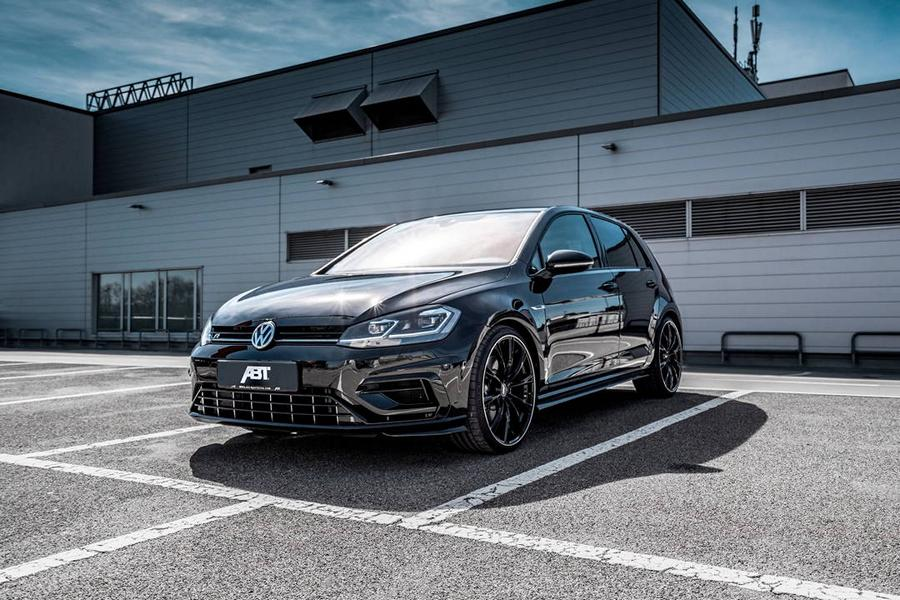 2019 vw golf 7 r von abt sportsline mit 350 ps 440 nm. Black Bedroom Furniture Sets. Home Design Ideas